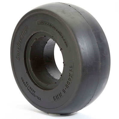 5 Inch Carefree Tires 11 x 400-5 Smooth Tread