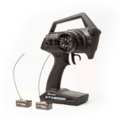 CTX 8000 2.4Ghz 2 channel FHSS Pistol-Grip Radio with 2 receivers