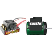 Castle 010-0123-00 1/10 SV3 SC System + 3800 kV Waterproof