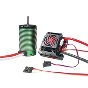 4502 Mamba Monster X Waterproof Esc w/2650KV Motor