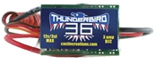 Thunderbird 36 Brushless Speed Controller