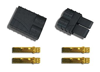 Traxxas Style Male/Female Connector Set