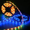 Self-Adhesive Waterproof 2 inch 3 Lights LED Light Strip - Blue - LED-WP-Blue