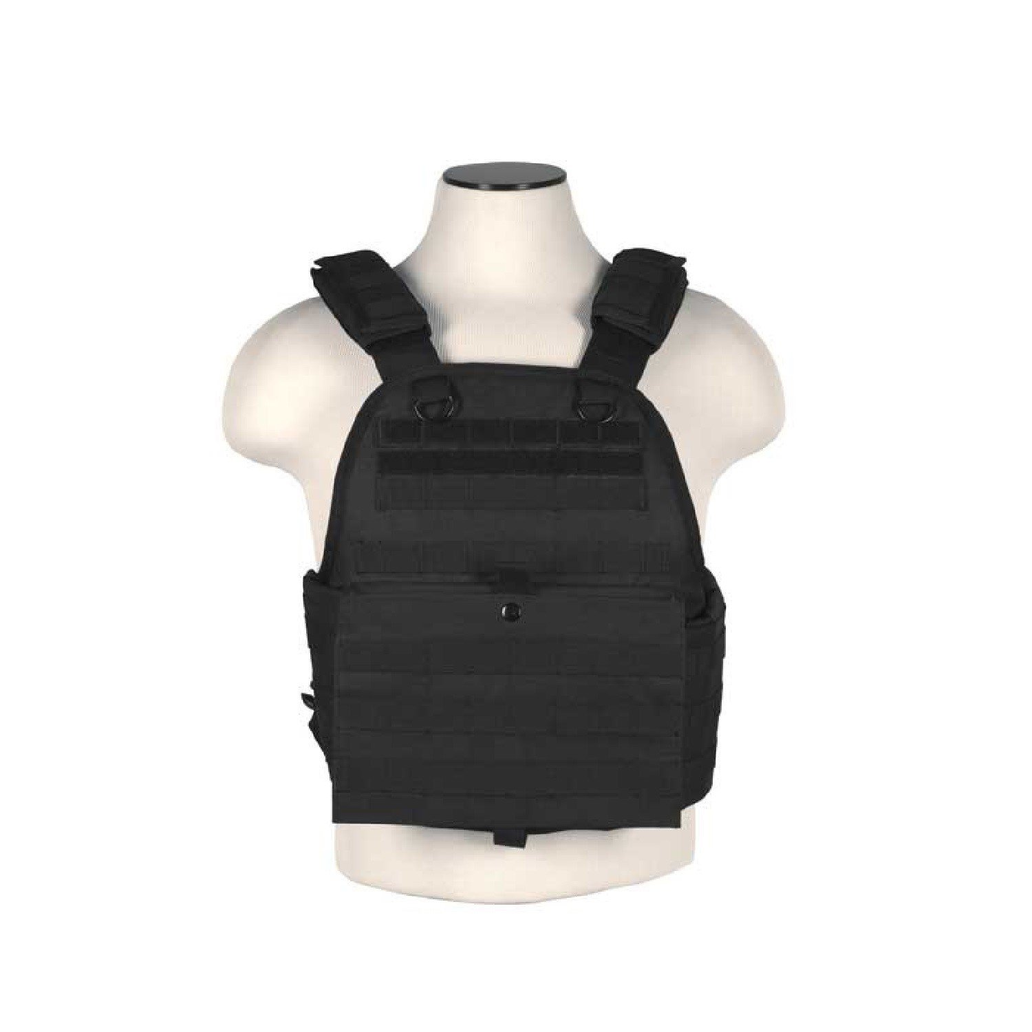 Plate Carrier Vest Black