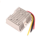 DC-DC, 48V to 24V, 5A, Waterproof Step-down Volt Converter Power Supply with Aluminum Shell