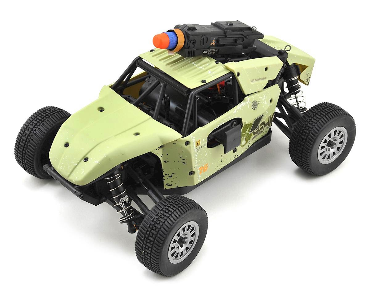 1/18 Wasteland Buggy 2.4GHz RTR w/Battery/Charger