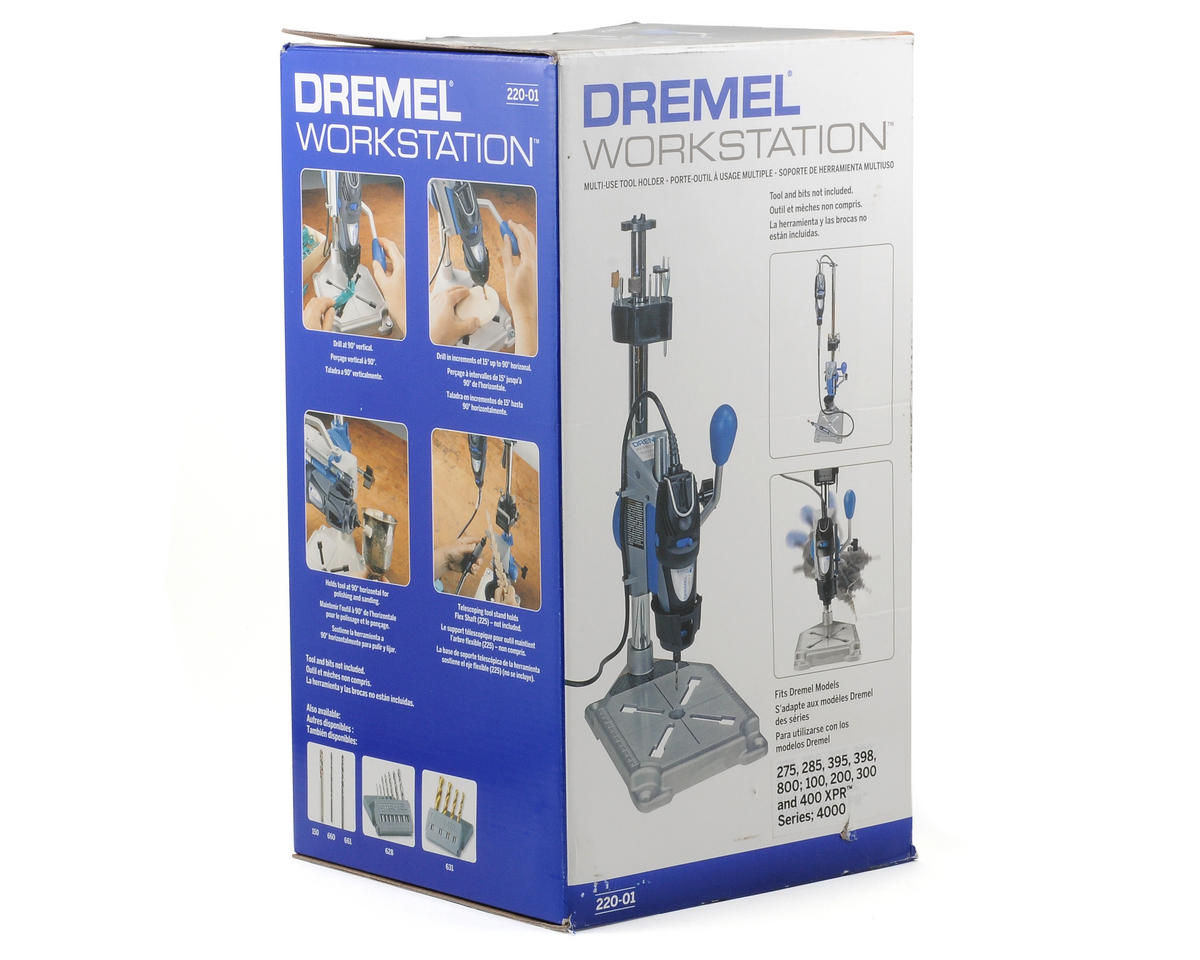 Work Station 220 by Dremel Mfg. Division - DRE22001