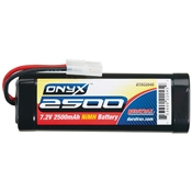Onyx 2500 mAh NiMH Battery 7.2V Stick Pack