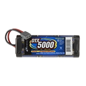 DuraTrax 5000mAh 6-Cell 7.2V NiMH Stick Pack with Deans Ultra Connector