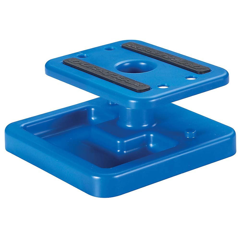 Pit Tech Deluxe Mini Car Stand Blue