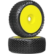 Equalizer Buggy Tire C2 Mounted Yellow (2)