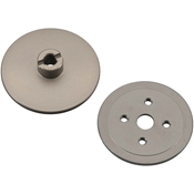 Duratrax Slipper Plate Set, Hard Anodized: Evader ST