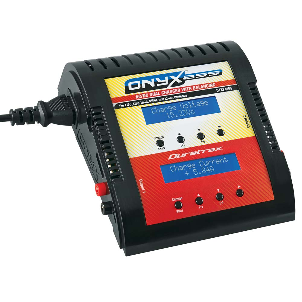Onyx 255 AC/DC Dual Balancing Charger