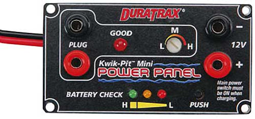 Kwik-Pit Mini Power Panel 12V DC