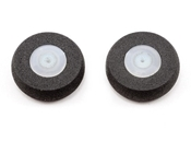 Dubro 1 Inch Diameter Mini Lite Wheels 2pk