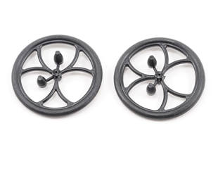 Dubro Micro Lite Wheels, 1-1/2in.
