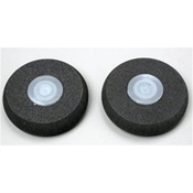 Dubro 1-1/2 Inch Diameter Mini Lite Wheels 2pk