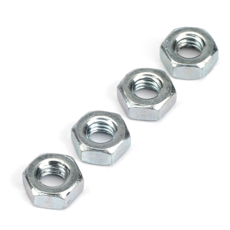 Dubro 4mm Hex Nuts