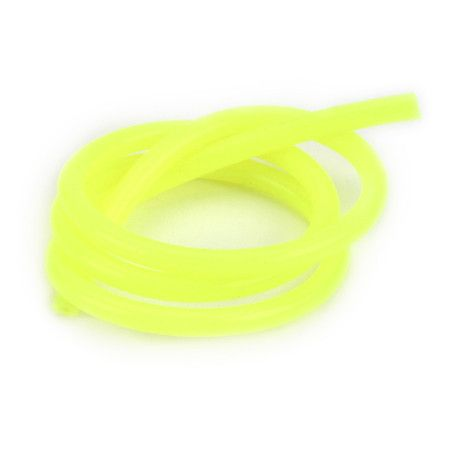 Silicone 2 Fuel Tubing, Yellow