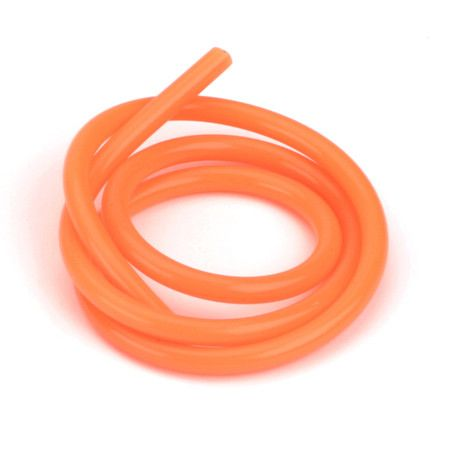 Silicone 2 Fuel Tubing, Orange