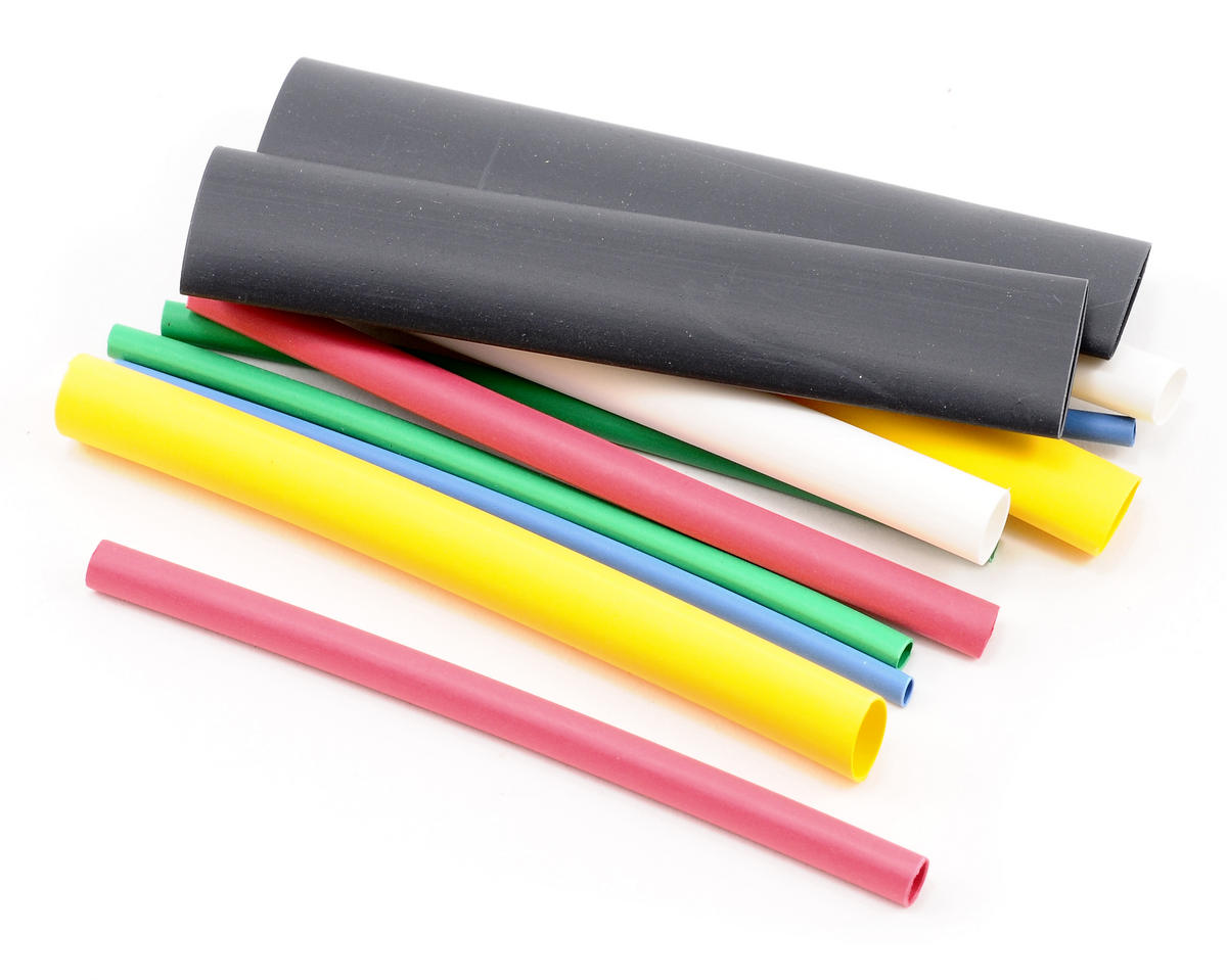 Dubro Heat Shrink Tubing Assortment Pack