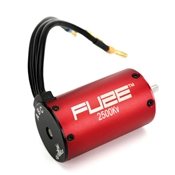 FUZE 550 4 Pole Sensorless Brushless Motor 2500Kv
