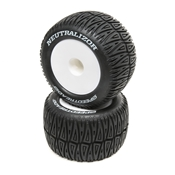 SPEEDTREADS Neutralizor 1/8TH MT TIRES MNTD (2)