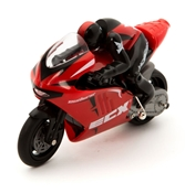 Outburst 1:14 Motorcycle Rtr Red