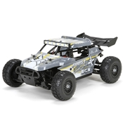 1:18 Roost 4WD Desert Buggy: Grey/Yellow RTR