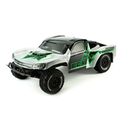 TORMENT 1:10 2WD GREEN/BLACK RTR