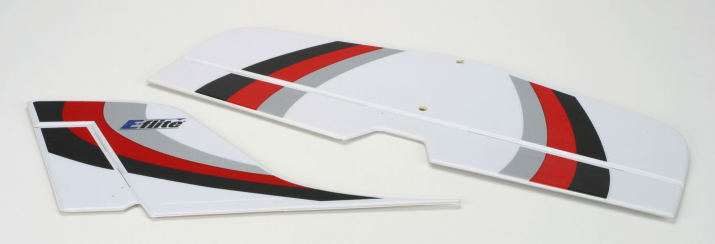 E-flite Tail Set: Apprentice 15e