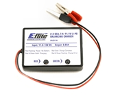 E-Flite 2-3 Cell LiPoly Balancing Charger .65A