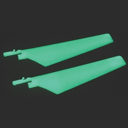 E-flite Upper Main Blade Set Glow In The Dark: BMCX