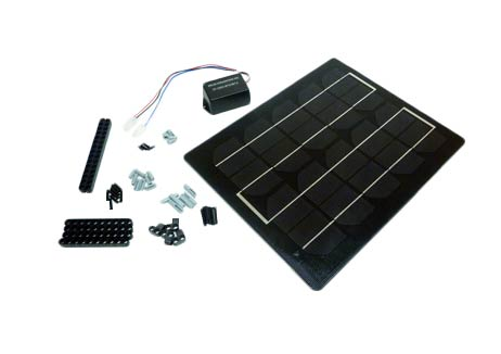 MINDS-i Solar Panel Upgrade Module for 4x4 & 6x6 Kits