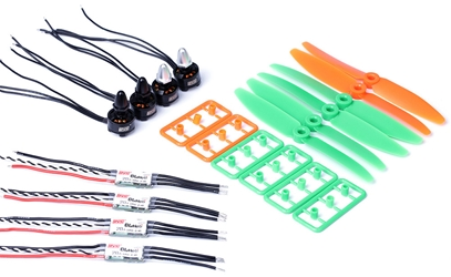 DYS F1306 Power Combo Kit for 200mm Drone