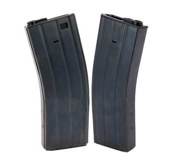 Lonex Flash Mag Full Metal 360rd Hi Cap Magazine