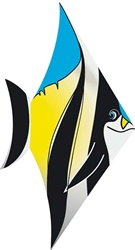 1227 Angel Fish Delta 52
