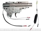 APS Hybrid Ver.2 Airsoft AEG 8mm Quick Spring Change Gearbox - Rear Wired