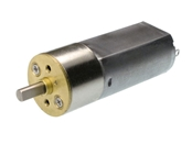 360:1 Mini Metal Sealed Gear Motor
