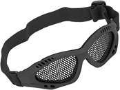 ACM Zero Wire Mesh Goggles - Black