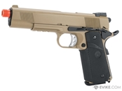 WE Full Metal 1911 Meu Standard Gas Blow Back ( Desert )