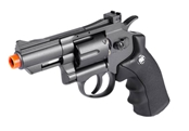 Win Gun Full Metal 2in CO2 Gas Non Blowback Revolver
