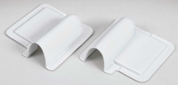Great Planes Aileron Servo Cover Set F-20 EDF ARF