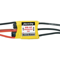 Great Planes Silver Series 12A Brushless ESC 5V/1A BEC