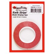 Striping Tape Red 1/8