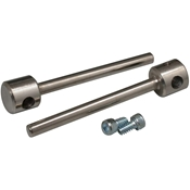 Great Planes Wire Axle 2x3/16in. (2)