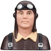 Great Planes Pilot 1/7 Military Painted