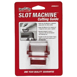 Great Planes Slot Machine Cutting Guide