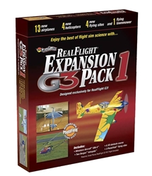 RealFlight G3-G4 Expansion Pack 1