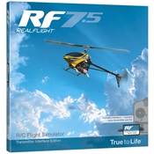 RealFlight 7.5 w/Wired Interface